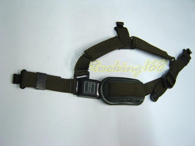 ☆憲兵盔三點式扣帶★盔凱夫勒 功夫龍 M88 鋼盔 顎帶