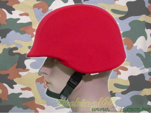 ★☆紅色鋼盔識別帽(魔鬼氈)★☆Cosplay★☆鋼盔★☆功夫龍★☆偽裝帽★☆陸軍★☆海軍★☆空軍