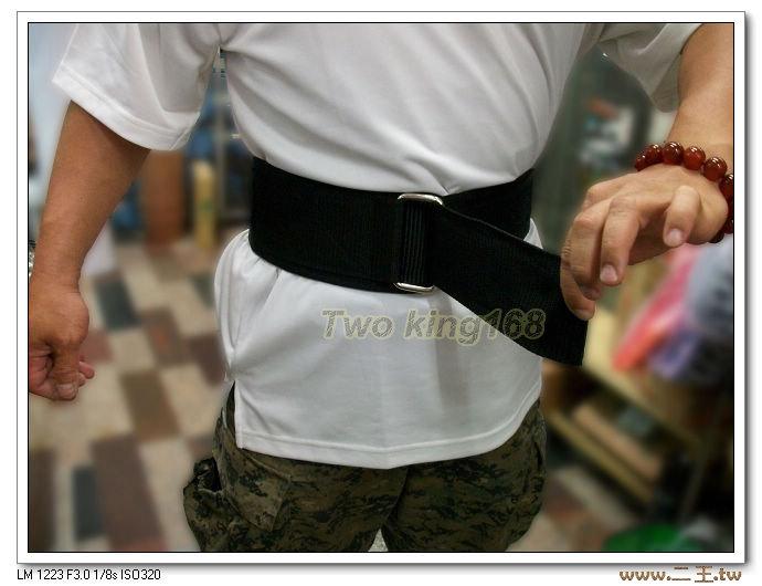 ★☆寬版護腰健康腰帶(10公分)★塑身 束腰