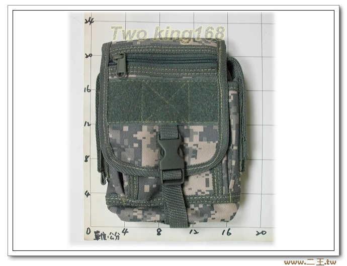★戰術ED886美軍勤務腰包(小)A14-ACU數位迷彩勤務腰包-美軍腰包-美軍裝備袋 雜物袋