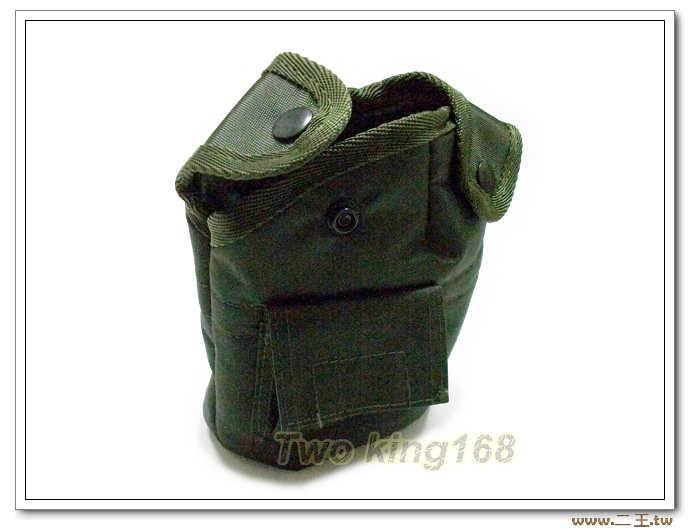 ★綠色水壺袋-軍用綠色水壺袋 草綠服 國軍 陸軍