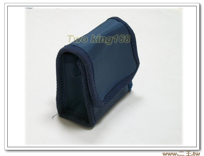 ★☆指北針袋(藍)★工具 袋 包 零件
