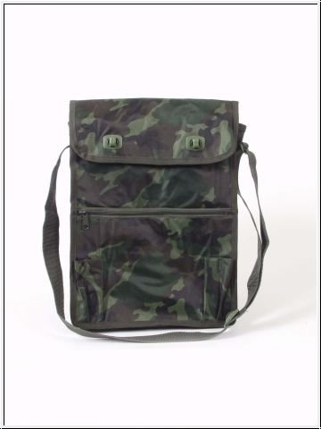 ★☆迷彩尼龍公文袋★書包 雜物包