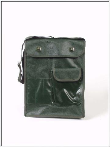 ★☆軍綠油布公文袋-地圖袋★書包 雜物袋