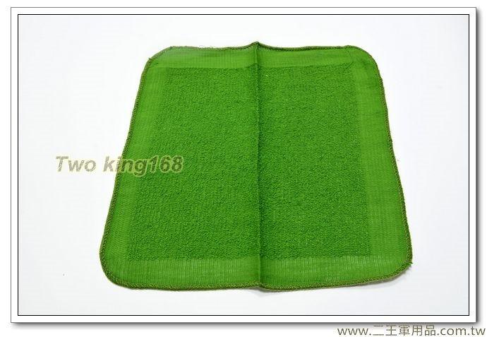 軍綠色小方巾手帕 (另有白色款)