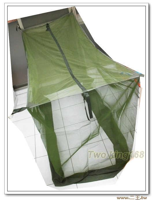 ☆軍用蚊帳-陸軍-國軍蚊帳 登山