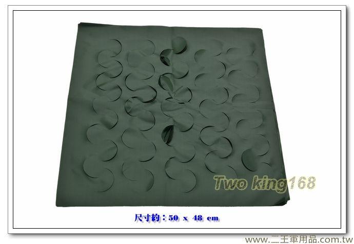 軍綠色偽裝布片(100入特價2800)
