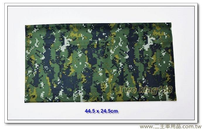 國軍數位迷彩魔術領巾