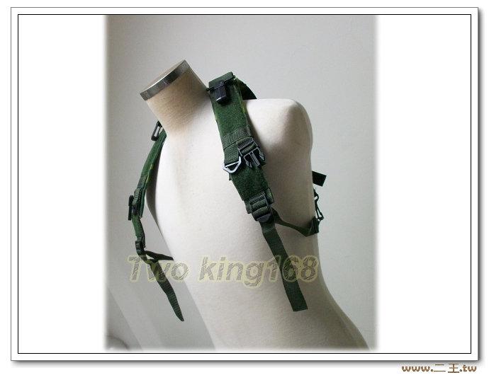 ★☆H背帶(迷彩)★武裝帶 裝備 背帶 H帶 國軍 陸軍