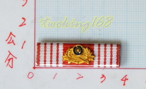 陸軍士官15年榮譽徽 -a12-4【勛表 勳表 勛標】一個35元(不含架)