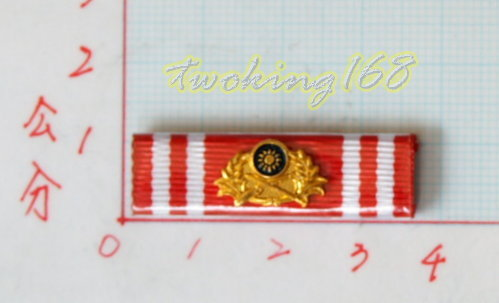 陸軍士官5年榮譽徽 -a12-2【勛表 勳表 勛標】一個35元(不含架)