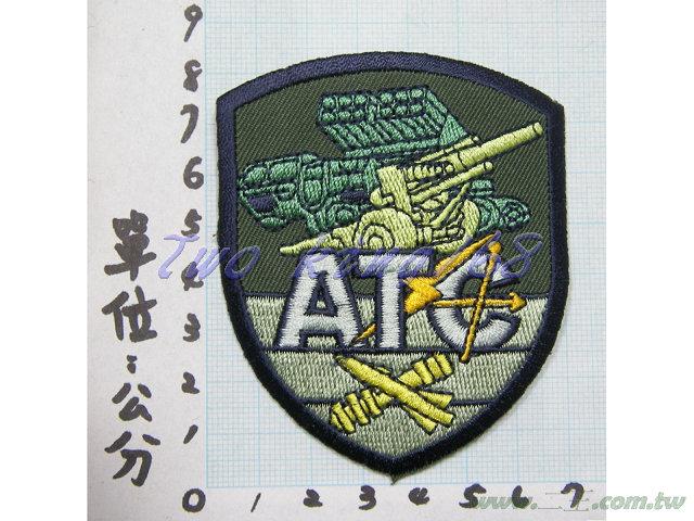 ★☆大埔基地ATC臂章(低視度)國內96★☆國軍 陸軍 迷彩服