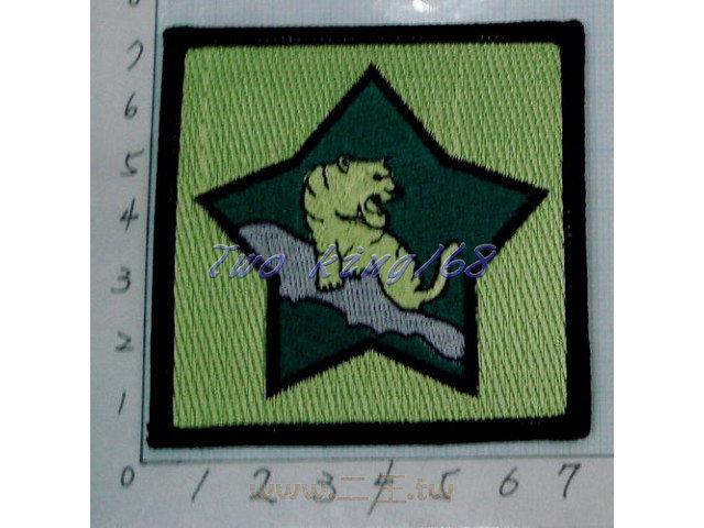 ★☆金東守備隊臂章(低視度)★國軍 陸軍 臂章 迷彩服