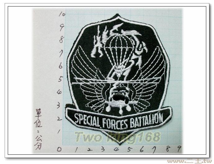 ★☆陸軍特戰862旅特4營臂章(BK)★☆國內1-26-4★☆空降特戰★☆航空特戰 傘兵