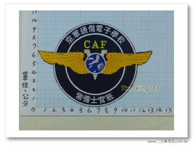 空軍通信電子學校常士班-空軍通校-早期空軍航空學校-空軍臂章10-59