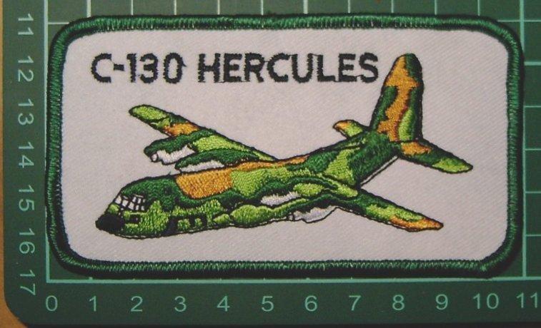 ★☆空軍C-130H中隊臂章★☆2-25★飛行服 飛行夾克