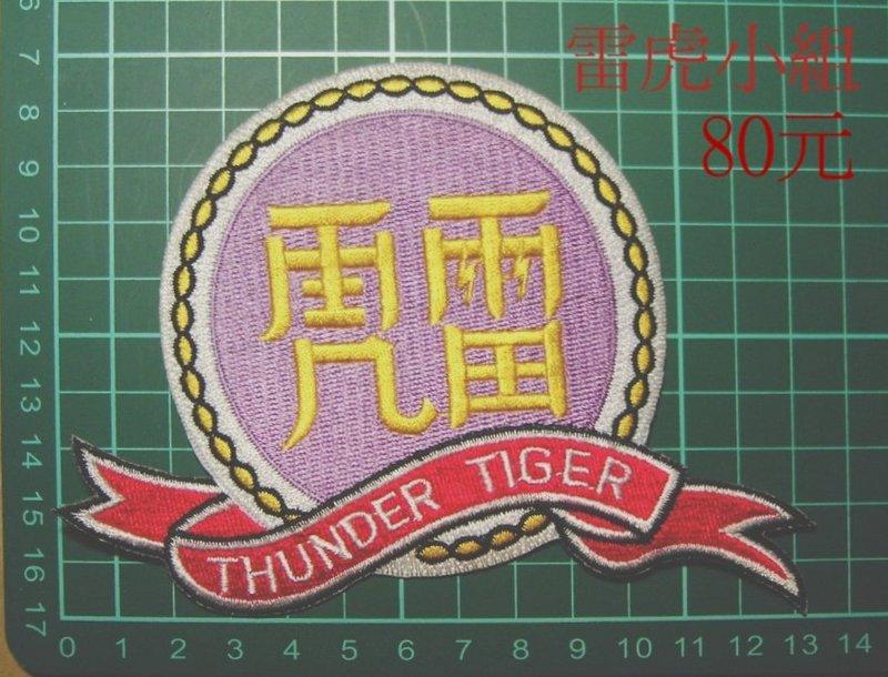 ★☆空軍雷虎特技小組臂章★☆2-26★AT-3 教練機 (飛行服 飛行夾克