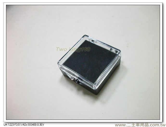 壓克力盒子(不含內容物)4x4公分