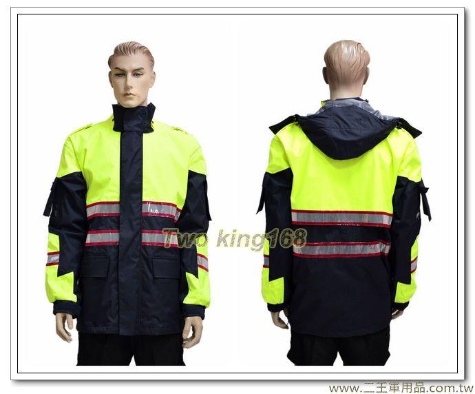 警用防水透氣雨衣外套 #警察雨衣(無印字)