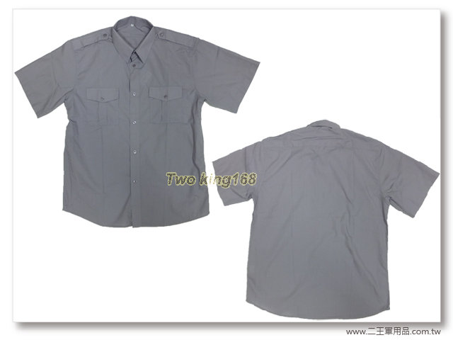 警察制服(夏季短袖)-警察裝備-警察上衣-350元