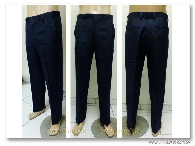 警察制服(平面夏季長褲)-警察長褲-警察裝備-440元