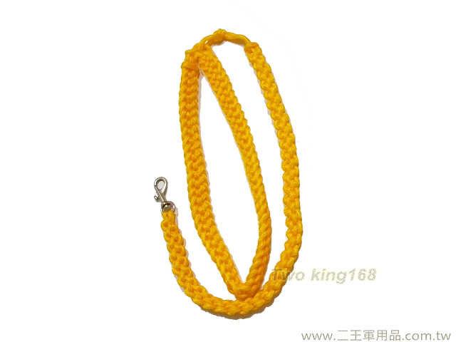 保全肩帶(有鉤)-黃色