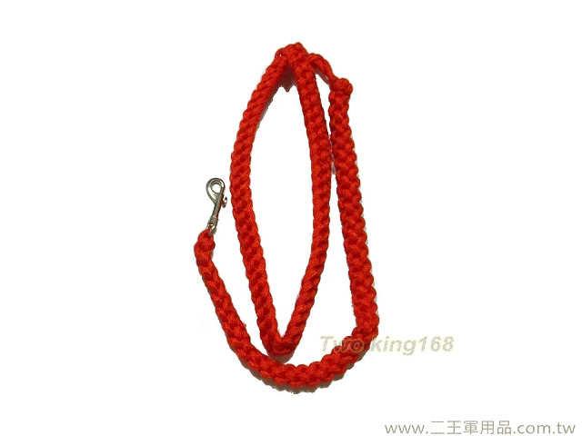 保全肩帶(有鉤)-紅色 飾緒 穗帶