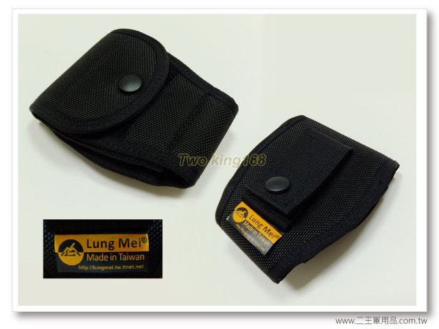 警察手銬袋-警察裝備-170元