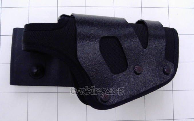 @二王軍警用品社@台灣製造~專利申請~警用前轉式防搶槍套~和目前警察公發的一樣