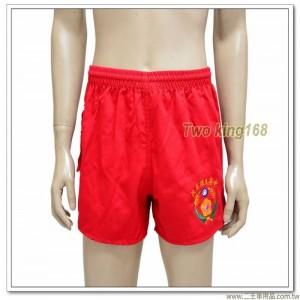 早期憲兵運動短褲(紅色)
