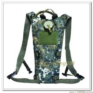 國軍數位迷彩戰術水囊袋(駝峰型)(台灣製造)(內含3公升水袋)