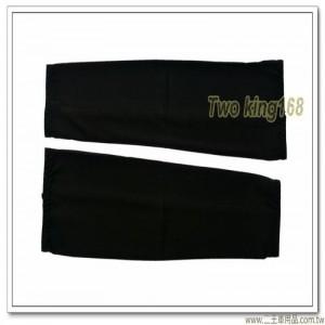 黑色冰絲防曬袖套 #涼感袖套