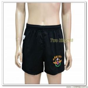 早期傘兵運動短褲(黑色)