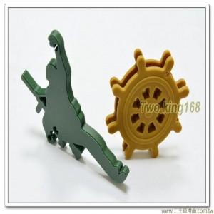 國軍文創商品 - 軍事造型整線器(二入裝)