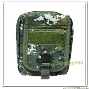 大容量勤務腰包(國軍數位迷彩) #迷彩腰包 #運動腰包