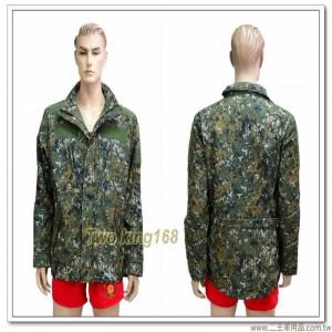 防水透氣國軍數位迷彩外套(無帽) #軟殼衣 #鯊魚皮
