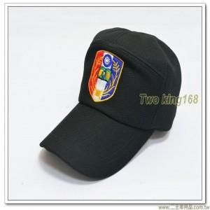 化學兵學校小帽(硬式細網排汗帽)(黑色) #化生放核訓練中心【NO2-38-1】