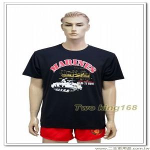 海軍陸戰隊反甲連排汗T恤(t1-16)