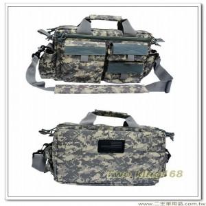 ACU數位迷彩參謀袋 # 17吋 # 戰地記者包