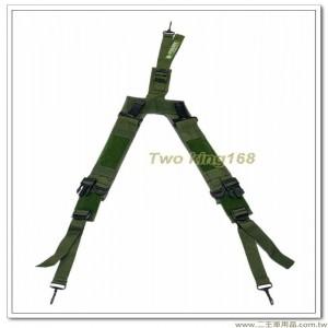 軍用Y背帶(軍綠色)