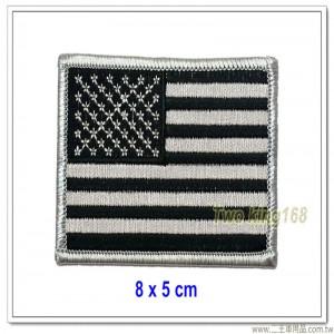 美國國旗臂章(ACU)(順風)