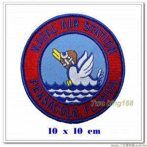 美國海軍航空站臂章【國外581】