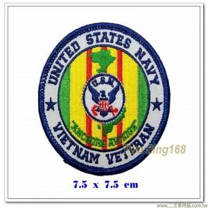 美國海軍越戰老兵紀念徽章【國外584】