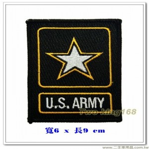 美國陸軍徽章【國外591】