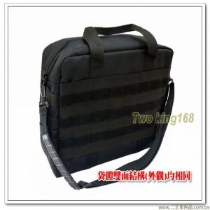 戰術裝備袋(黑色)(模組母袋)