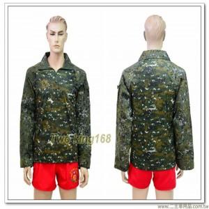 國軍數位迷彩戰鬥服透氣青蛙裝