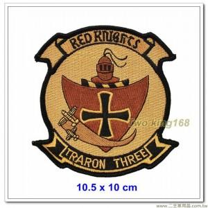 美國海軍VT 3訓練中隊臂章(10.5x10)【國外613】