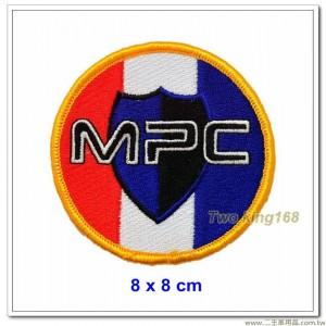 國防部軍備局-生產製造中心臂章(8x8)【國內135-1】