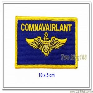 美國空軍飛行胸章(10x5)【國外362】