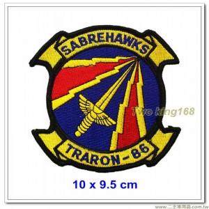 美國海軍VT-86飛行訓練中隊臂章(10x9.5)【國外630】